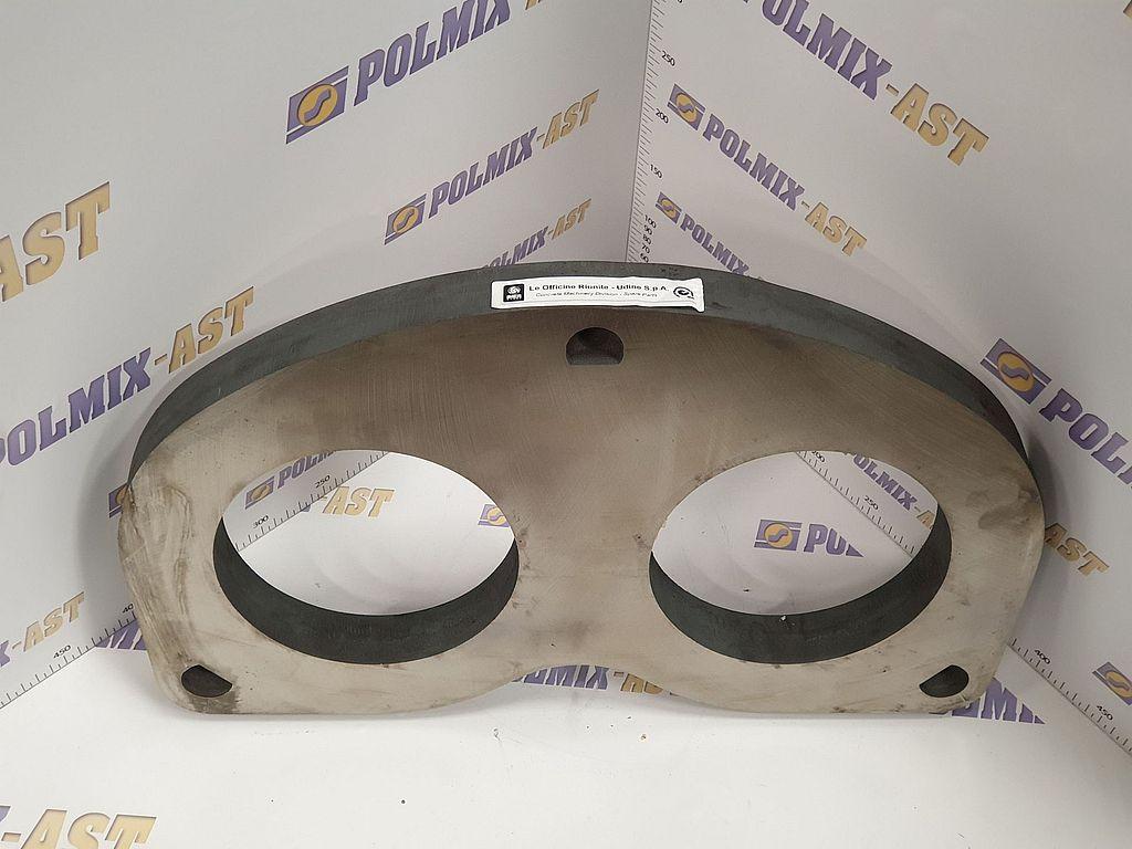Płyta okularowa do pompy IMER SCP60-55
