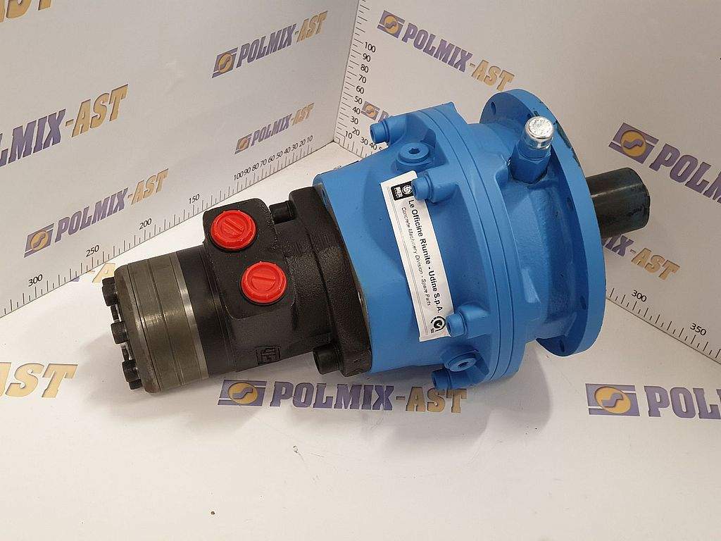 Hydraulic gear motor for pump IMER SCP 60-50