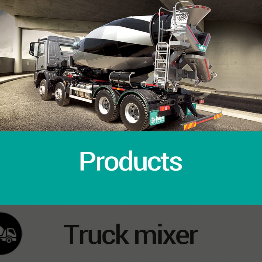 Imer Products Truck Mixer Slide 00