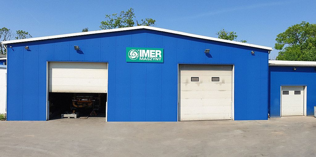 Service for truck mixers and mixer pumps 01