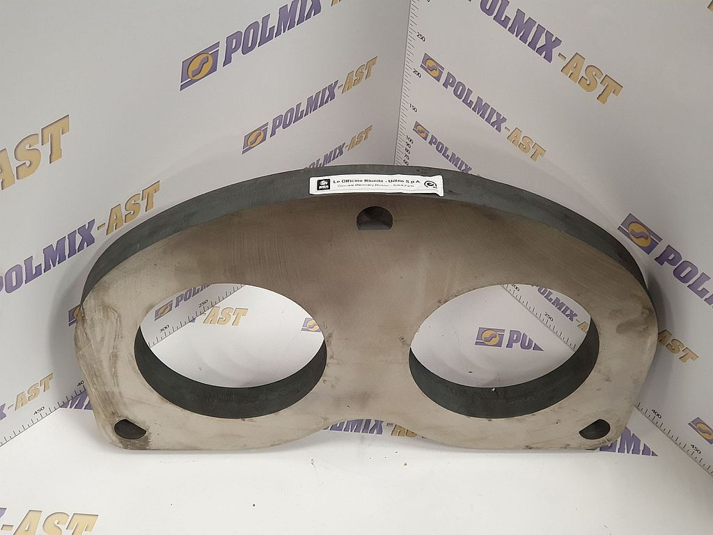 Wear plate for pump IMER SCP 60-55