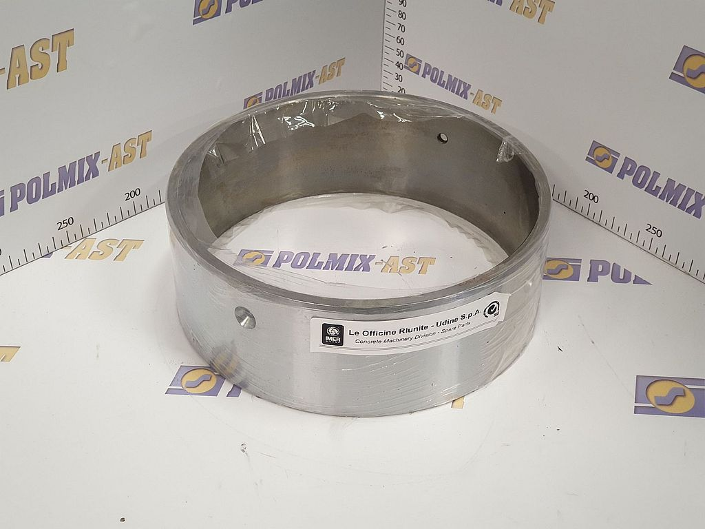 Wear sleeve S-tube for pump Imer SCP 60-55