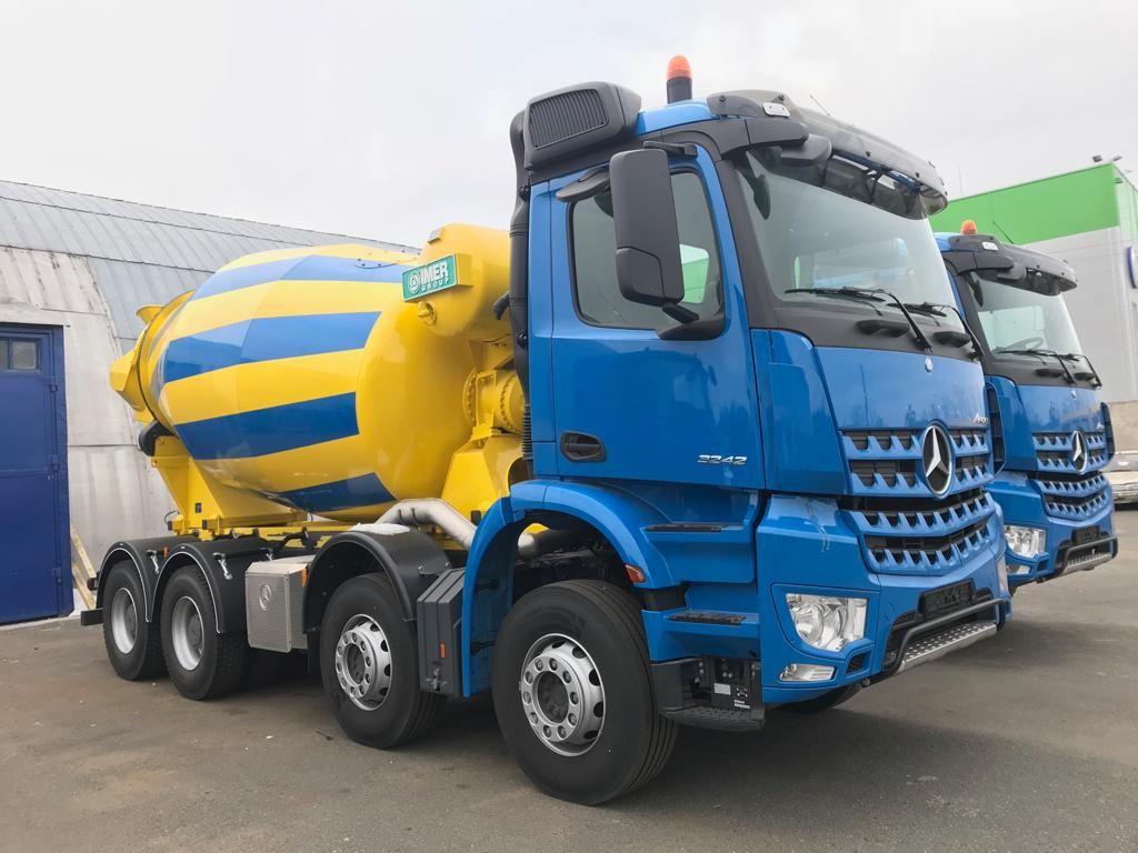 Truck Mixer Imer ORU LT 9.7H 05