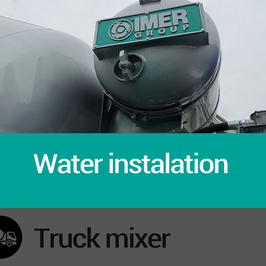 Water Instalation Imer Track Mixers Slide 00