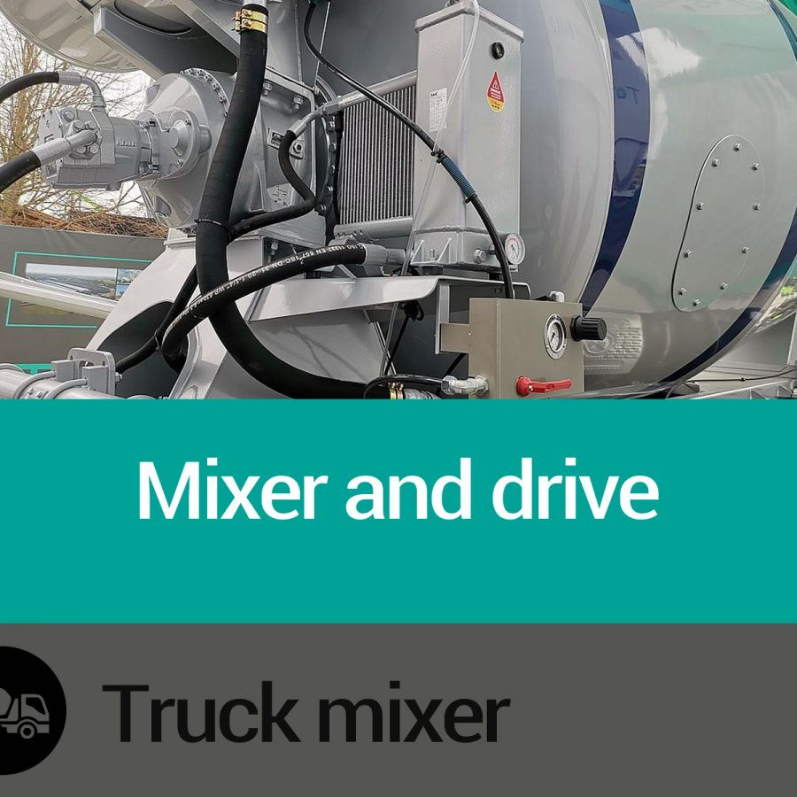 Mixer and Drive Imer Slide 00