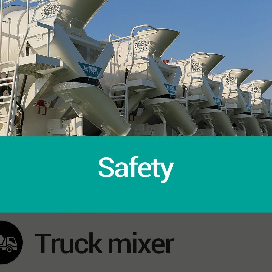 Safety Imer Track Mixers Slide 00