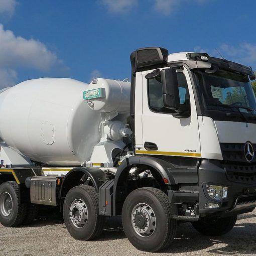 Truck Mixer Imer ORU LT 9.7H 04