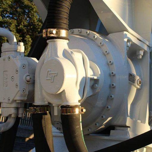 IMER truck mixer water pump 01