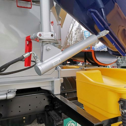 Hopper hydraulic jack 01